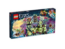 Rymning från trollkungens fästning, LEGO Elves (41188)