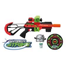 X-Stream 349, Slime Control, Cyber Strike
