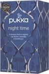 Pukka Te Night Time Tepåsar 20 st Ekologisk