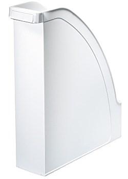 Tidsskriftkassett LEITZ Plus hvit