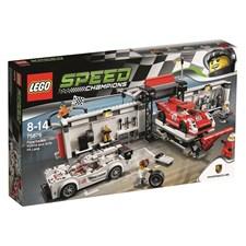 Porsche 919 Hybrid och 917K Pitlane, Lego Speed Champions (75876)