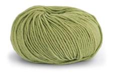 Knit At Home Superfine Merino Wool Ullgarn 50 g Lindgrön 322