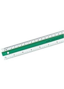 Kontorlinjal LINEX 30cm