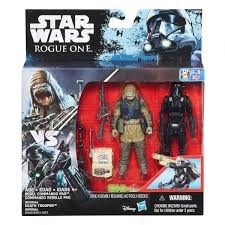 Deluxe Figure 2-pack, Rogue One, Rebel Commando Pao & Death Trooper, Star Wars