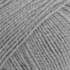 Drops Cotton Merino Uni Colour Garn Ullmix 50g Medium Grey 18