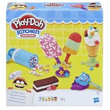 Frozen Treats, Play-Doh