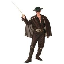 Zorro Maskeraddräkt