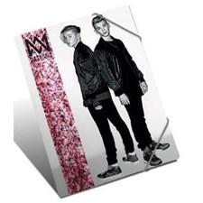 Dokumentmappe, 24x32 cm, Marcus & Martinus
