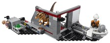 Jurassic Park Velociraptorjakt, LEGO Jurassic World (75932)