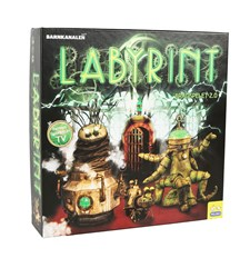 Labyrint 2.0, spel