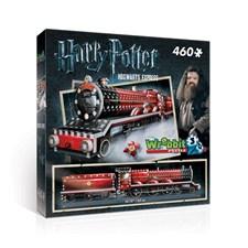 3D Pussel, Hogwartsexpressen, Harry Potter