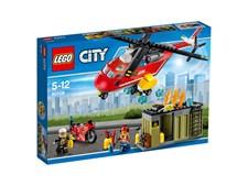 Brandbekämpningsenhet, LEGO City Fire (60108)