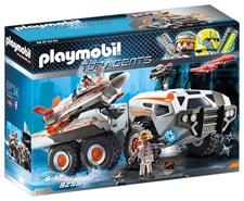 Spy Team Battle Truck, Playmobil Top Agents (9255)