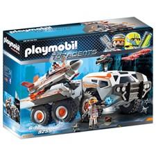 Spionernas attackfordon, Playmobil Top Agents (9255)