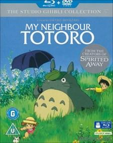 My neighbour Totoro (Blu-ray + DVD)