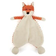 Cordy Roy Baby Fox snuttefilt, Jellycat