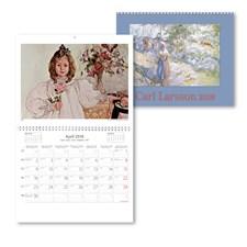 Väggkalender 2018 Burde Carl Larsson