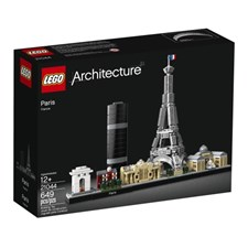 Paris, LEGO Architecture (21044)
