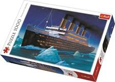 Titanic, Puslespill, 1000 brikker, Trefl