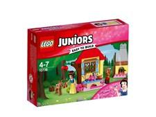 Snövits stuga i skogen, LEGO Juniors (10738)