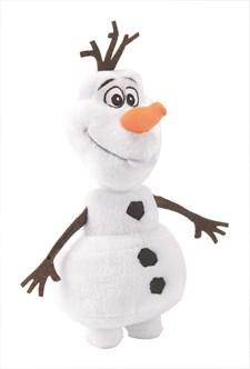 Olaf pehmolelu, 20 cm, Disney Frozen
