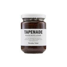 Nicolas Vahé Tapenade Black Olive & Basil 140 g