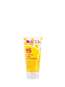 ACO Sun Face Cream Spf 15, 50ml