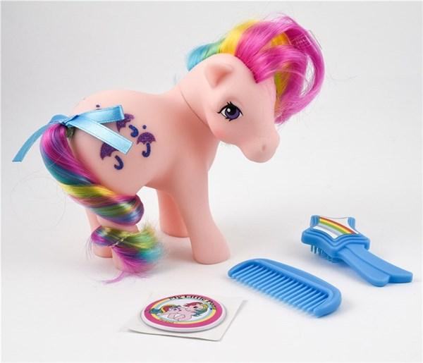 Retro Parasol, My Little Pony