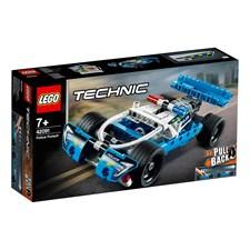 Polisjakt, LEGO Technic (42091)