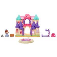Deluxe large castle, Minimus, Disney Sofia den första