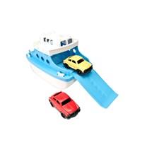 Färja med bilar, Green Toys