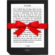 Letto inkl. 11 e-bøker - juletilbud