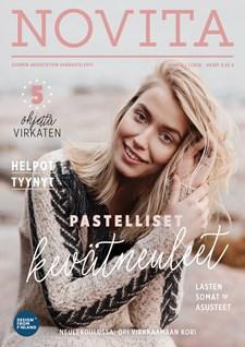 Novita magasin vår 1/2018 FIN