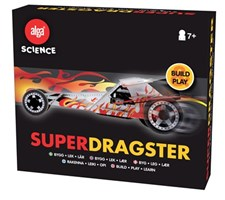 Super Dragster, Alga