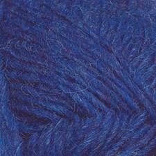 Lett-lopi Ullgarn 50g Klarblå Melange (11403)