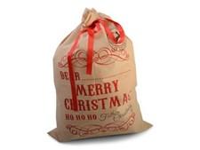 Tomte Säck Merry Christmas