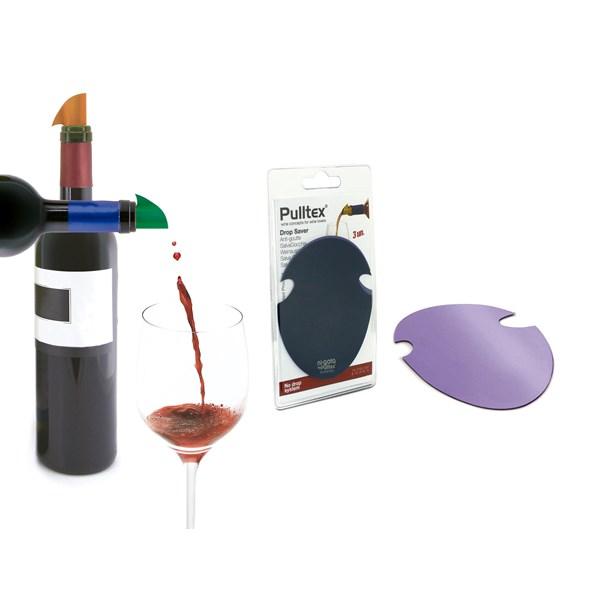 Pulltex Hällpip 3-pack Pulltaps Basics Nigota Multi - bar & vintillbehör