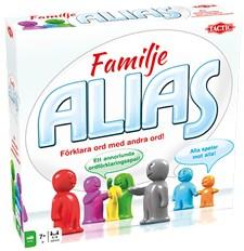 Tactic Familje Alias