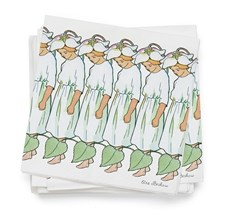 Servietter, Elsa Beskow, Pyrola, 20-pack, Design House Stockholm