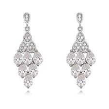 Pisa Crystal Örhängen