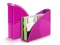 Tidsskriftssamlare Pro Gloss A4 Rosa