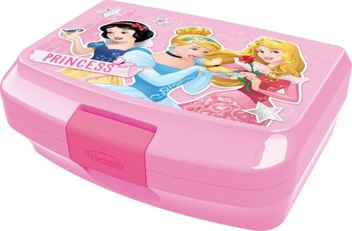 Matlåda + vattenflaska, Disney Princess