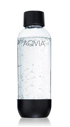Aqvia Pet Flaska 1 L Svart