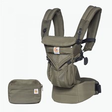 Bärsele Omni 360 Cool Air, Khaki, Ergobaby