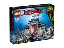 Mahtavimmista mahtavimman aseen temppeli, LEGO Ninjago (70617)