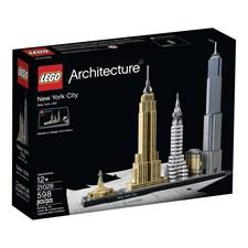 New York City, LEGO Architecture (21028)