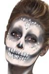 Perler Til Ansiktet Sølv