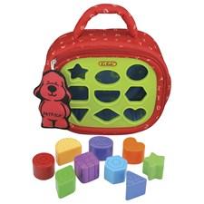 K´s Kids, Patrickin puuhalaukku