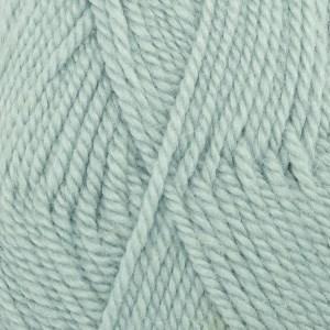 Drops, Nepal Uni Colour, Garn, Ullmiks, 50 g, Aqua blå 8908