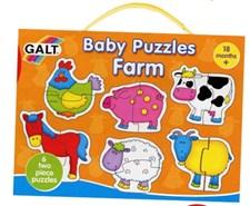 Vauvapalapeli, maatila, Galt